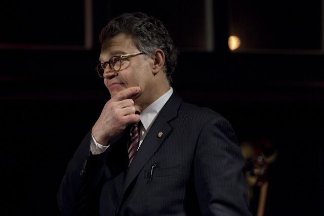 Al Franken Holiday Party