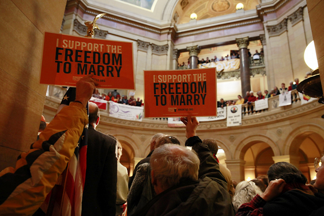 Freedom to Marry Rally