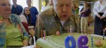 Louie turns 90!