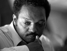 Jesse Jackson Presidential Campaign 1988