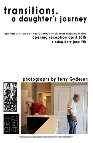 Opening April 28th at the Mpls Photo Center